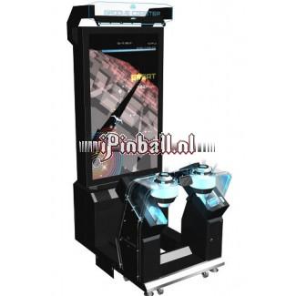 Groove Coaster arcadegame