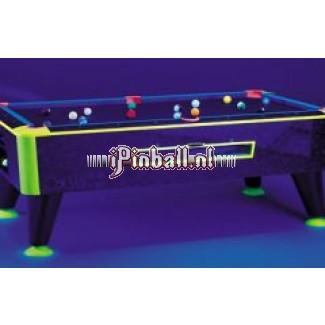 Pooltafel Bison Cosmic/ Sport