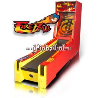 Skeeball / alleybowler Fireball Single
