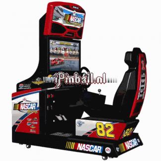 Race game Zilver NASCAR Single