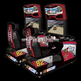 Race game Zilver NASCAR Twin