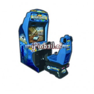 Race game Zilver Need for speed single