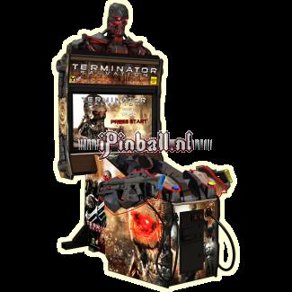 Terminator  Salvation shooting game