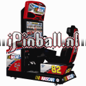 Race game Zilver NASCAR Single