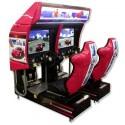 Race game Zilver Sega Outrun 2SP