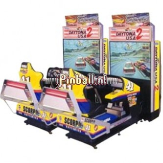 Race game Goud Daytona 2 Super Deluxe Twin