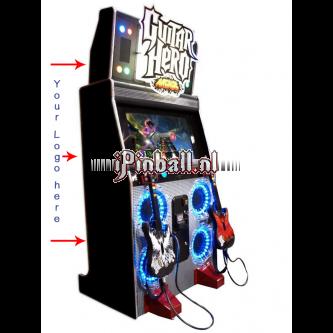 Guitar Hero arcade black