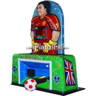 Kicker (voetbal machine)