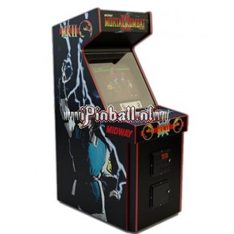 Mortal kombat 2 Original Arcade game