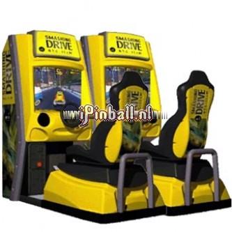 Race game Brons Smashin drive Twin