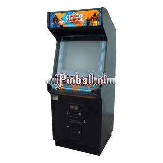 Street Fighter 2 Original Arcade game