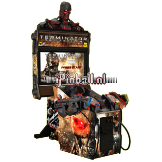 Terminator  Salvation shooting game